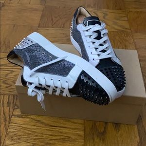 Christian Louboutin flat sneakers